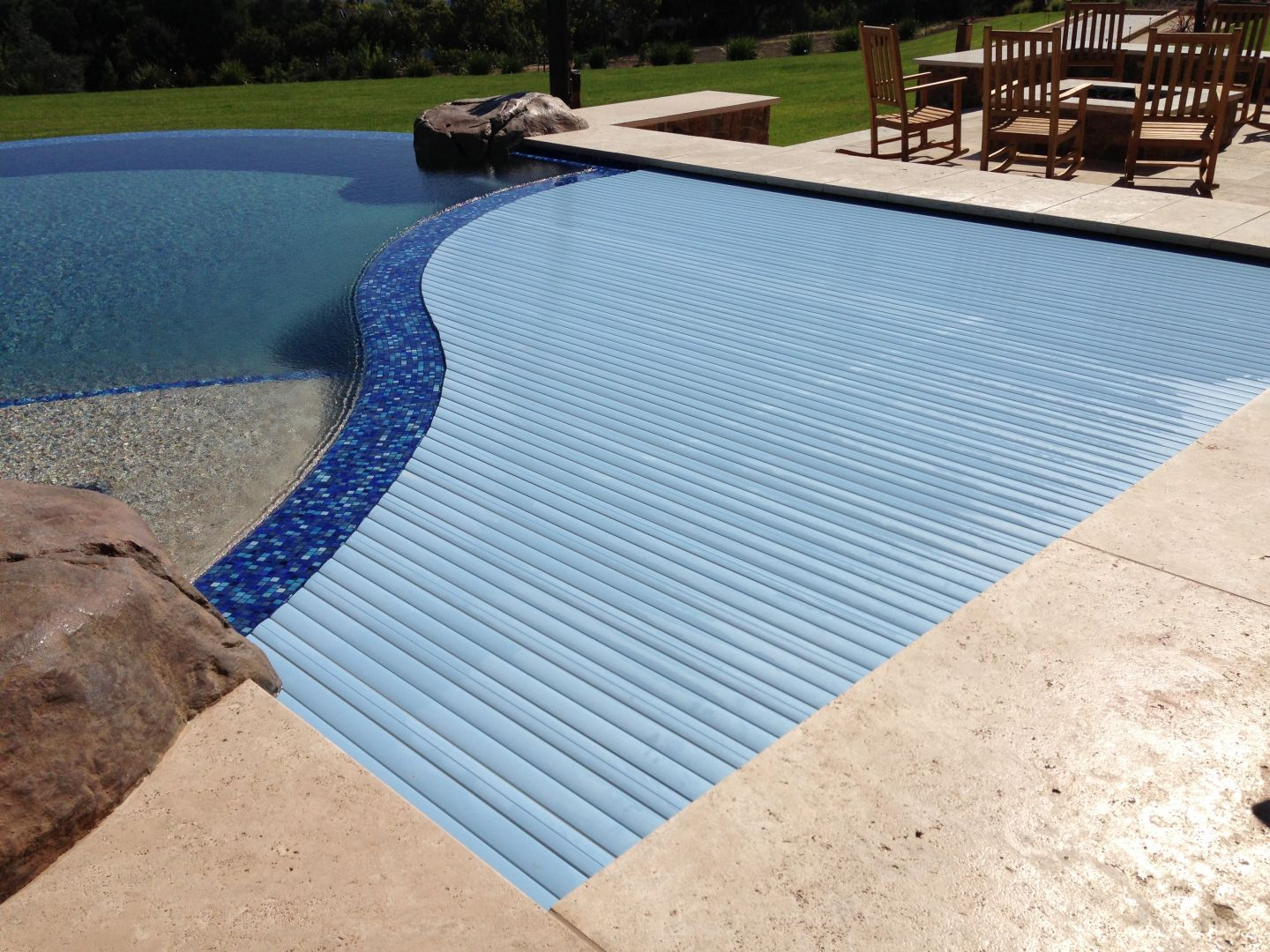 The Covrex Classic Pool Cover Covrex Pool Protection