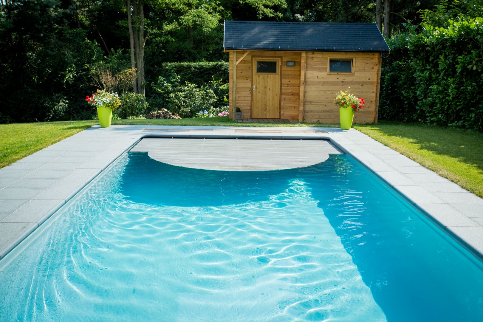 The Covrex 174 Classic Pool Cover Covrex 174 Pool Protection