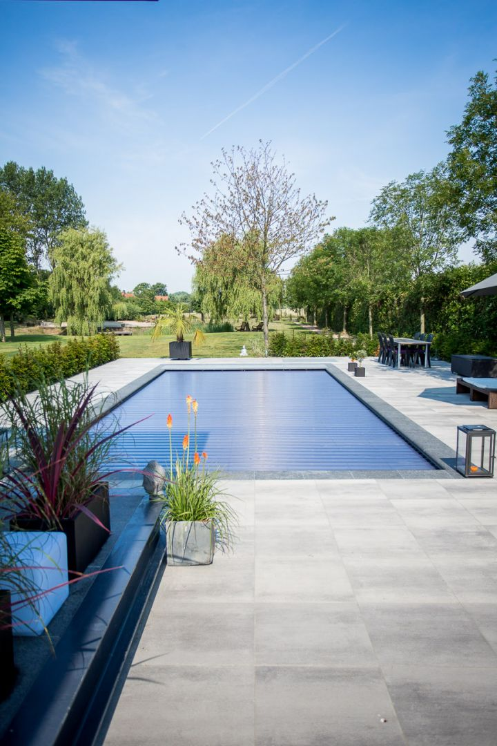 Covrex Pool Covers Made In Belgium